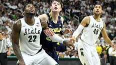 Watch LIVE: Michigan-MSU (CBS)