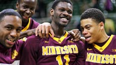 Gophers steal one from MSU