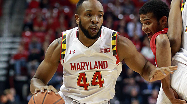 LIVE: No. 14 Maryland hosts Michigan