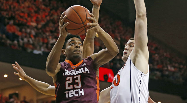 Live: Virginia takes over against Virginia Tech