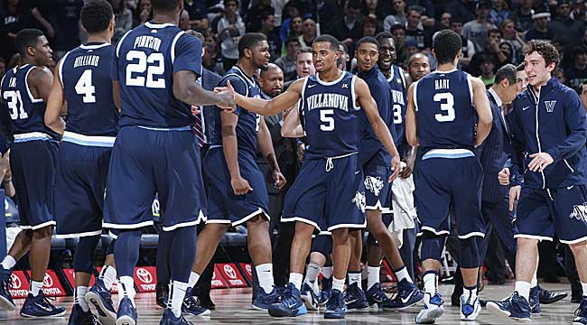 Bracketology: Welcome to top line, Villanova