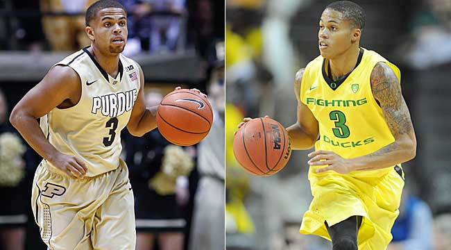 Bubble Watch: Boilers, Ducks need wins