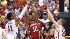 Iowa State tops Oklahoma