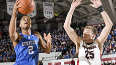 Kentucky remains unbeaten