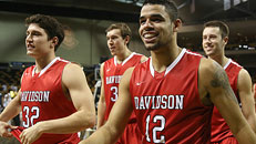 Bracketology: Davidson on pace