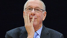 NCAA punishes Syracuse