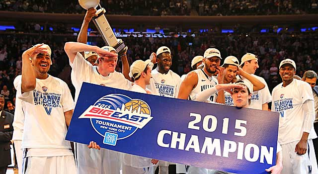 The Big East champs looks to make their first Final Four since 2009. (Getty Images)