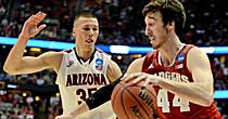 NCAA West Region (Getty Images)