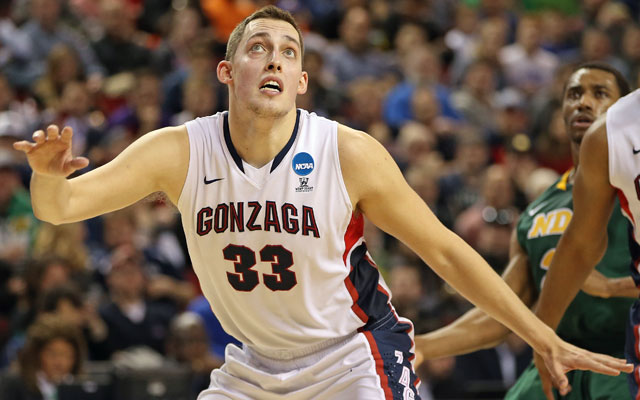 Kyle Wiltjer and Gonzaga are always a threat to put up 80-plus points. (Getty)
