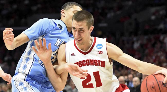 Watch live: Heels, Badgers in tight battle (TBS)