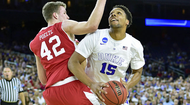 Watch live: Duke has hands full vs. Utah (CBS)