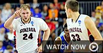 Gonzaga Bulldogs (screen grab)