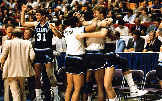 In many ways, the celebration is still going on at Villanova.  (Courtesy of Chuck Everson)