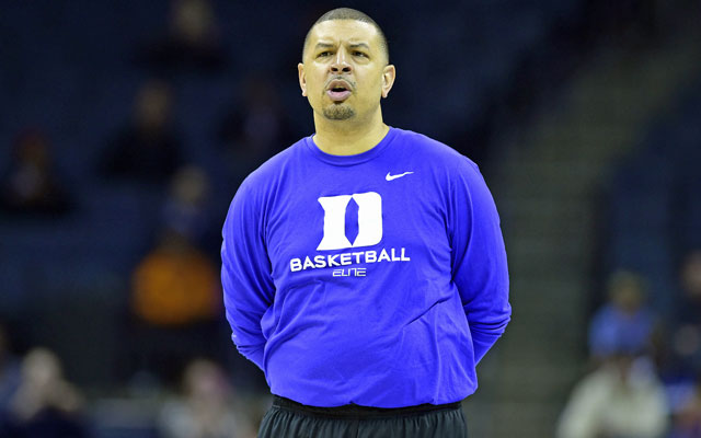 One clear edge Coach K has on the Wizard