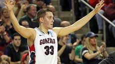Gonzaga's Wiltjer returns