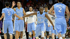 Top 25 (and 1): UNC on top