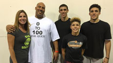 Parrish: Meet the Big Ballers