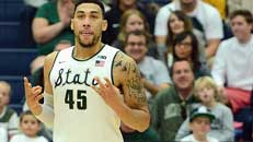 Live: Mich. State-Providence