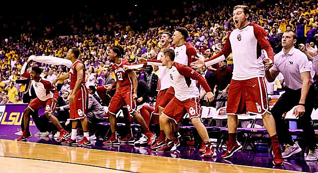 http://www.cbssports.com/collegebasketball/eye-on-college-basketball/25467852/oklahoma-wins-at-lsu-remains-no-1-in-cbs-sports-top-25-and-one