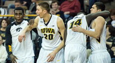 Parrish: Hawkeyes on top