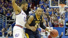 LIVE: West Virginia-Kansas