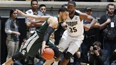 LIVE: Michigan State-Purdue