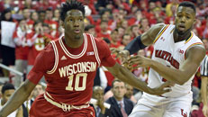LIVE: Wisconsin-Maryland