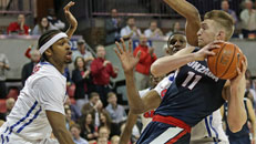 Bubble Tracker: Zags stumble