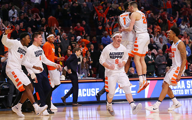 Syracuse is off to the Elite Eight -- who could have thought this was possible? (USATSI)