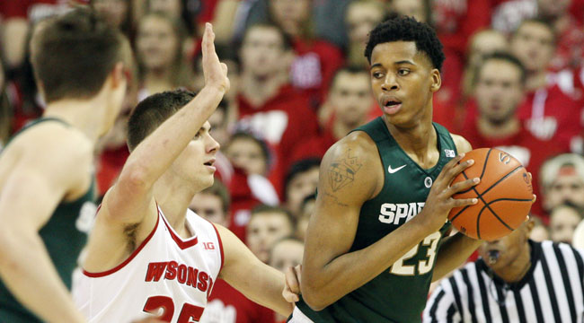 Parrish: NBA mock draft
