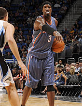 The Bobcats will lean heavily on Gerald Wallace this season. (Getty Images)