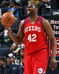 There is considerable concern that Elton Brand is not the Elton Brand of old. (Getty Images)