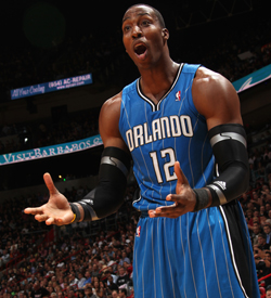 The Magic need to find a great shot creator to pair with Dwight Howard. (Getty Images)