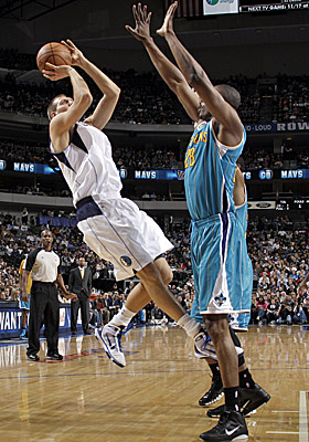 Dirk Nowitzki leads the Mavs in scoring, with 23 points per game. (Getty Images)