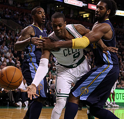 Celts PG Rajon Rondo is back to his usual double-digit assists Wednesday after sitting out Boston's Dec. 5 game. (Getty Images)