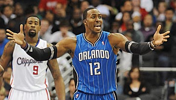 Dwight Howard now has the help he surely must have been craving. But will it be enough to convince him to stay in Orlando? (US Presswire)