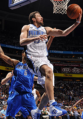 Orlando hopes Hedo Turkoglu can conjure his old magic as it looks to better spread the court on offense. (Getty Images)