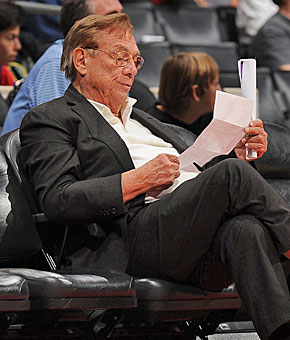 Addition by contraction: The NBA would be a better place without Donald Sterling. (Getty Images)