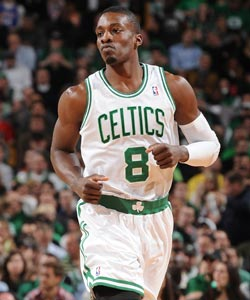 Jeff Green's a versatile player who's expected to play a crucial role in the Celtics' 2011 championship run. (Getty Images)