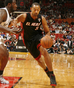 Juwan Howard is the only member of Michigan's Fab Five that is still in the NBA. (Getty Images)