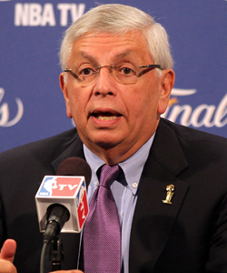 David Stern says 'Tuesday is a very important day' for the future of the NBA. (Getty Images)