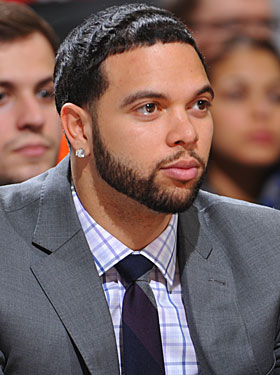 Deron Williams might actually mean business with his deal to play in Turkey. (Getty Images)