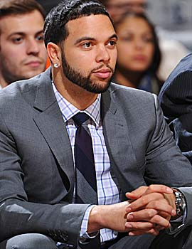 Deron Williams, who tried to open the floodgates to Turkey, needs to use his clout in the CBA negotiations. (Getty Images)