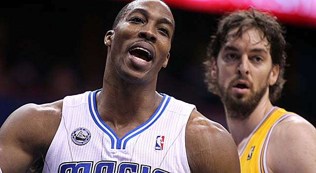 With the Lakers the wild card in the Dwight Howard scenario, will Pau Gasol be involved? (US Presswire)