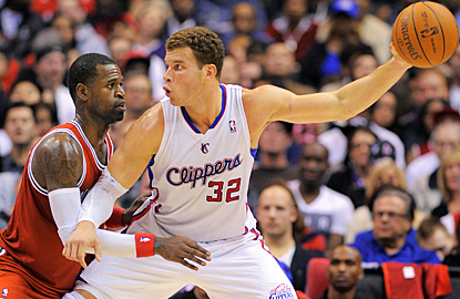 Blake Griffin keeps the Bucks at bay by scoring a game-high 22 points and 14 rebounds. (AP)