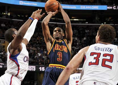 Ramon Sessions, a last-minute replacement for injured rookie Kyrie Irving, comes through with a season-high 24 points. (Getty Images)