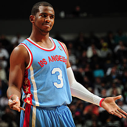 With a game-high 14 assists, Chris Paul and the Clippers have no problem with the Bobcats. (Getty Images)
