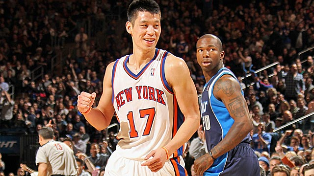 With Jeremy Lin on board, the Knicks finally appear to be a threat in the East. (Getty Images)