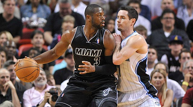 Since Wade's return from injury on Jan. 27, the Heat are 12-2. (US Presswire)