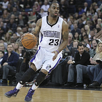 Marcus Thornton scores a season-high 36 points to help the Kings end a three-game losing streak.    (US Presswire)